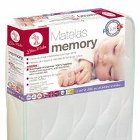 LILOU MIAKA - Matelas bébé memory 70 x 140 cm