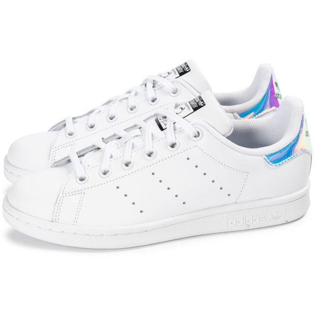 chaussures adidas stan smith femme blanche