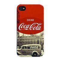 Coca-Cola - Coque City Cab pour iPhone 4 / 4S