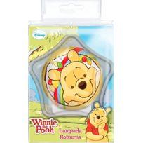Vamos - 30205 Veilleuse Lampe De Nuit Winnie The Pooh 15,5 X 9 X 9 Cm