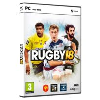 BIGBEN INTERACTIVE - Rugby 18 pour PC