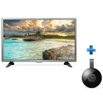 32LH510 + Clé GOOGLE Chromecast V3