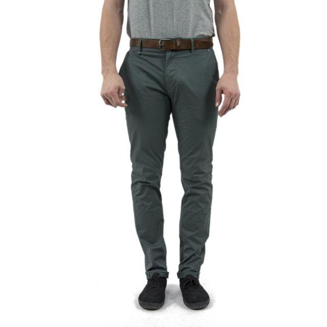 Salsa Jeans Pantalons salsa 121285 andy gris