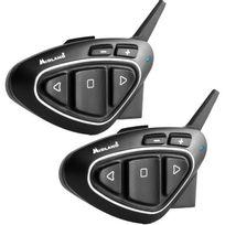 Midland - Bt Next Pro Twin Intercom Bluetooth Duo 4.2