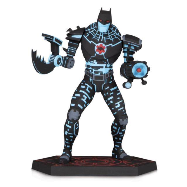 Dc Collectibles Dc Comics - Statuette Dark Nights Metal Batman the Murder Machine 15 cm