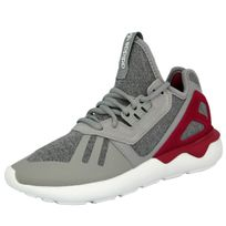 Adidas originals - Tubular Runner W Chaussures Mode Sneakers Femme Gris Violet
