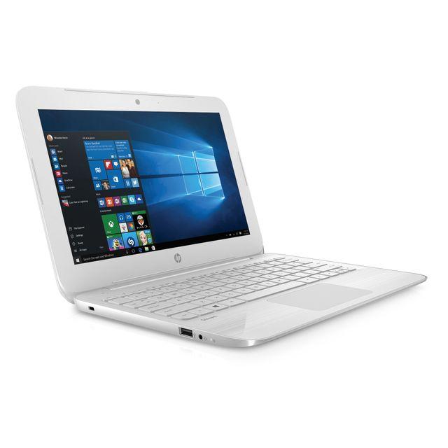 HP Stream 11-Y006NF - Blanc