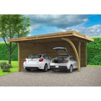 Solid - Carport Combination 5064X6064