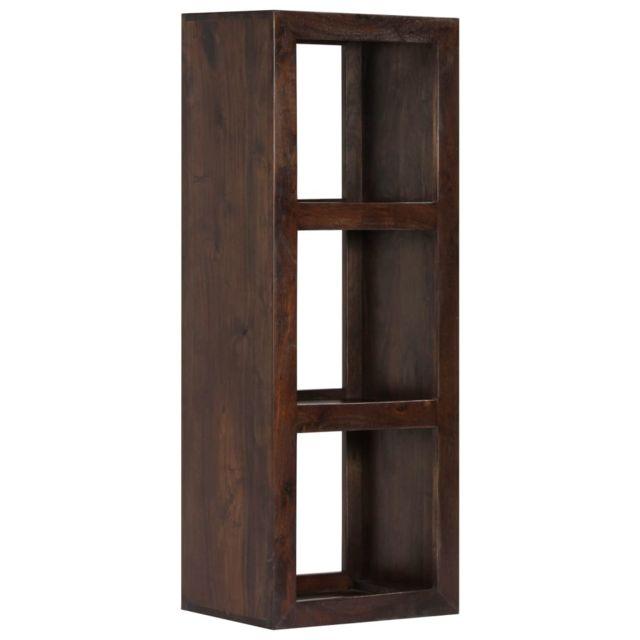 Stylé Armoires & meubles de rangement selection Moroni Armoire console 40 x 30 x 110 cm Bois d'acacia massif