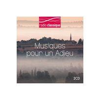 Virgin Classics - Musiques pour un adieu - Radio classique