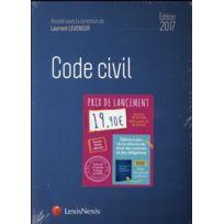 Lexisnexis - code civil édition 2017
