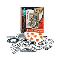 Makedo - Bp03 - 001 - Kit De Loisirs CrÉATIFS - Boxerons Faces - Robots