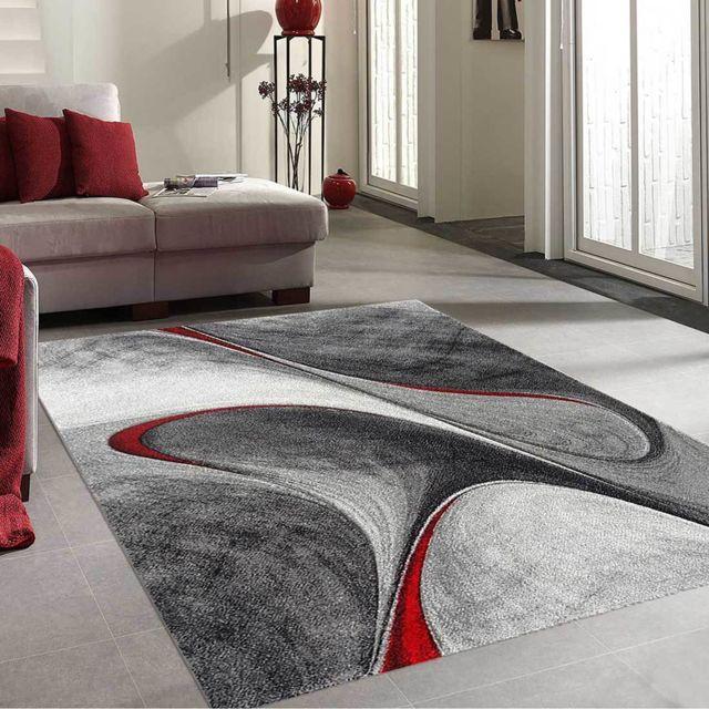 un amour de tapis tapis madila tapis moderne par unamourdetapis bleu 80 x 150 cm pas cher. Black Bedroom Furniture Sets. Home Design Ideas