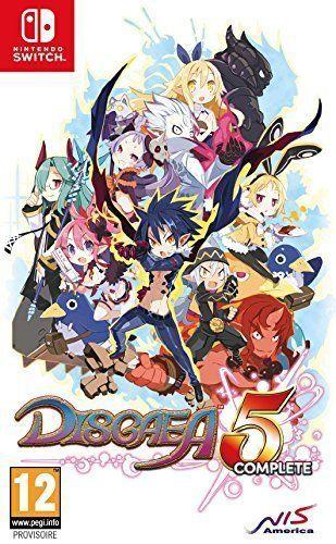 Disgaea 5 Complete - Switch