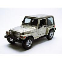 Bburago - Jeep Wrangler Sahara - 1/18 - 12014C