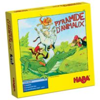 Haba - pyramide d'animaux