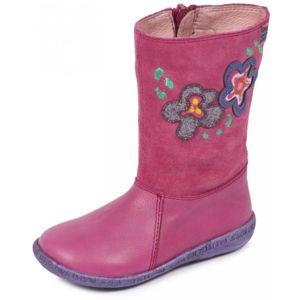 Agatha Ruiz de la Prada Bottes  Fille rose 161922B rose - Chaussures Bottine Femme