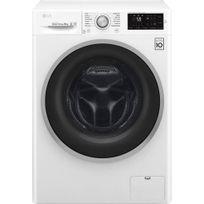 LG - lave-linge frontal 60cm 9kg 1400t a+++ blanc - f94j61wh