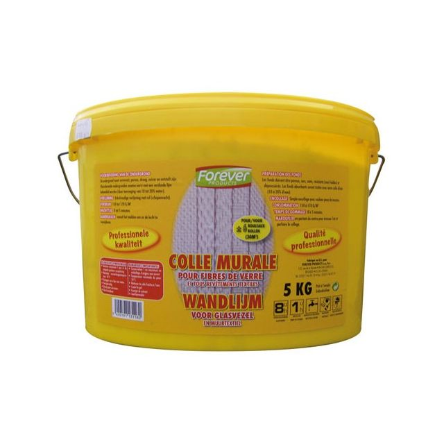 Forever Products - Colle pour fibre de verre - 5 Kg