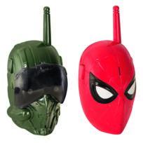 SPIDERMAN - Talkie walkie Spider-man NEW movie