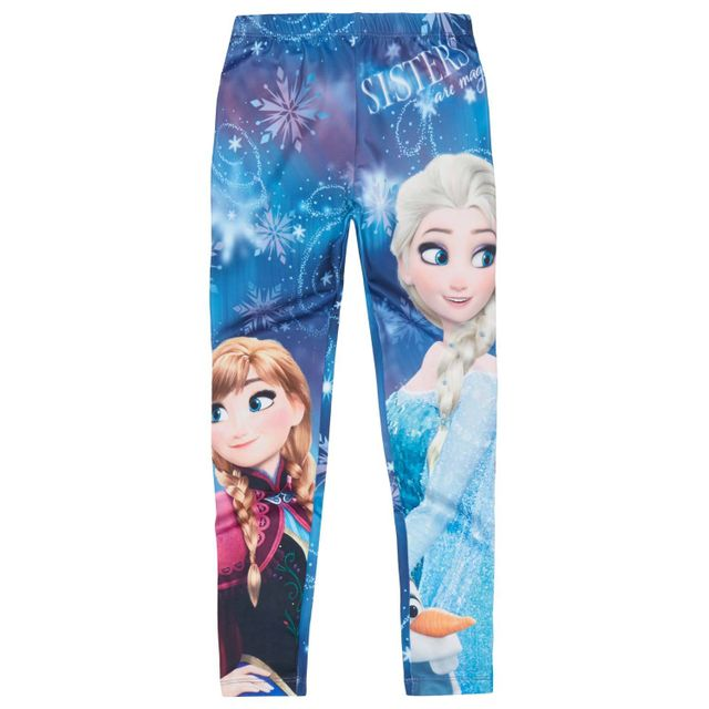 La Reine des Neiges Legging Fille