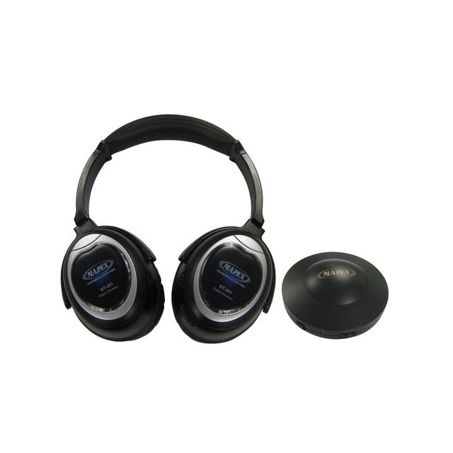 Mapex Casque bluetooth Dt-201K