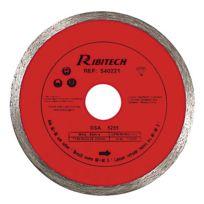 Ribitech - disque diamanté continu 23cm - ddc230c