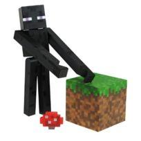 Minecraft - 16500 - Jeu De Construction - Enderman De Base Avec Accessoires