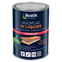 Bostik - Colle Agoplac Di Liquide - Type : Pot / Cond. l : 1