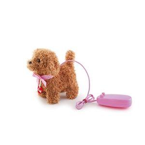 trudi 36009 animal interactif mini chien electronique caniche 16 cm pas cher achat. Black Bedroom Furniture Sets. Home Design Ideas