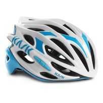 Kask - Casque Mojito blanc rouge