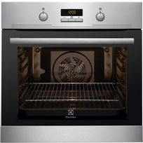 Electrolux Arthur Martin - electrolux - four intégrable multifonction 68l 59cm a+ pyrolyse inox - eoc3485aox1