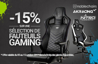 offre fauteuils gaming o'gaming