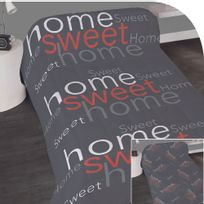 Dourev - Couette 140x200cm Sweet Home Rouge
