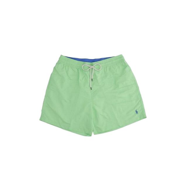 f3a01a3799effd Polo Ralph Lauren - Short De Bain Traveler - pas cher Achat   Vente Short  de bain, boardshort - RueDuCommerce