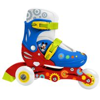 STAMP - Patins 3 Roues - Taille 27-30 - J100720