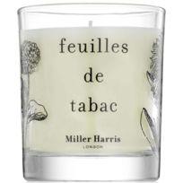 Miller Harris - Feuilles de Tabac Bougie 185g