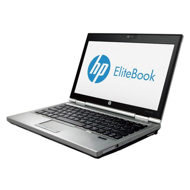 HP - EliteBook 2570P : Intel Core i5 3360M 2.8 Ghz - RAM 4 Go - SSD 180Go - DVD+/-RW - Ecran 12.4'' - LCD - Webcam - Intel HD Graphics 4000 - 1366 x 768 pixels - Windows 7 Professionnel 64 bits COA
