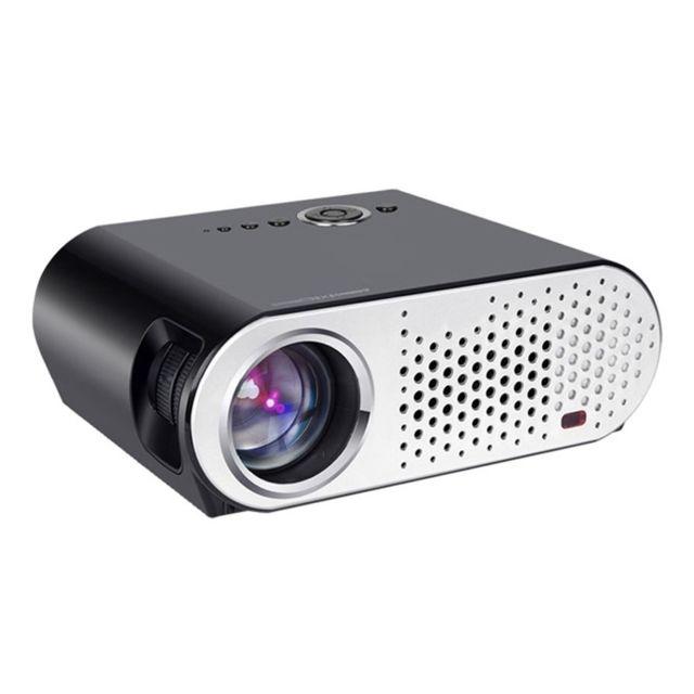 Yonis Vidéoprojecteur Led 1280x800 Home Cinéma Hd 3200 Lumens Hdmi Vga Lcd