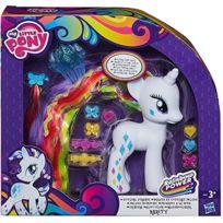 My Little Pony - B0297E240 - PoupÉE - BeautÉ Et Coiffures Deluxe
