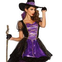 Legavenue - Costume Crafty Vixen Violet S/M
