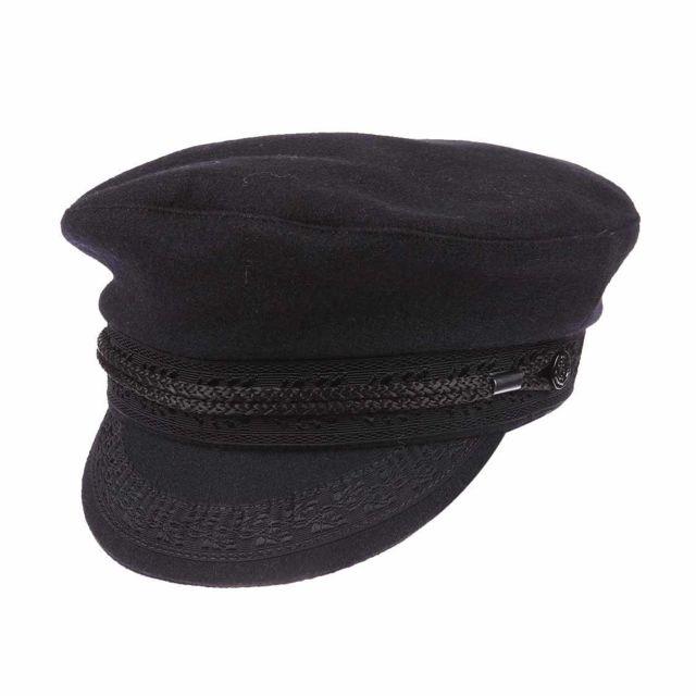 armor lux casquette camaret style marin bleu marine pas cher achat vente casquettes. Black Bedroom Furniture Sets. Home Design Ideas