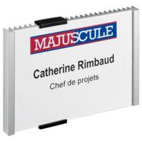 Durable - plaque de porte 149x105,5mm