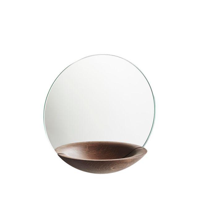 Woud Miroir Pocket - marron - S