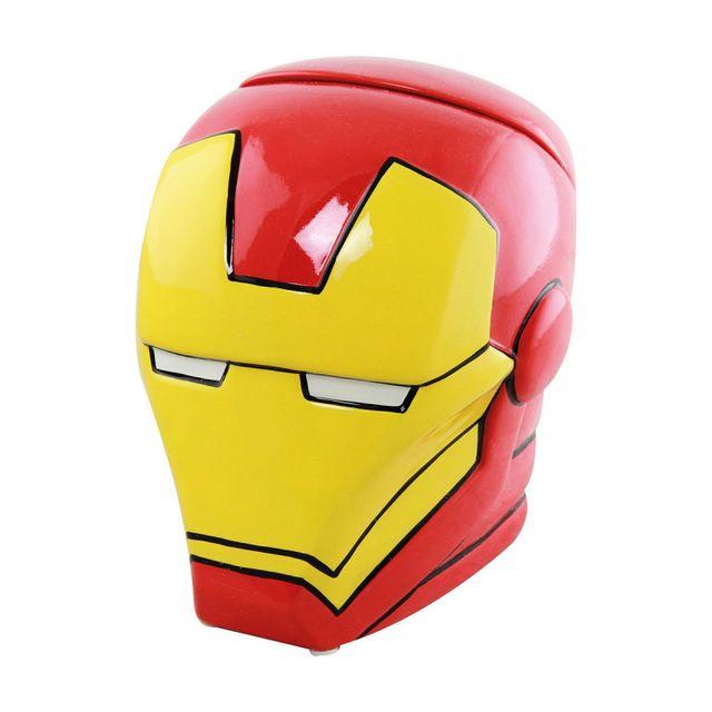 Kas Design Boîte à Gâteaux Iron Man Marvel