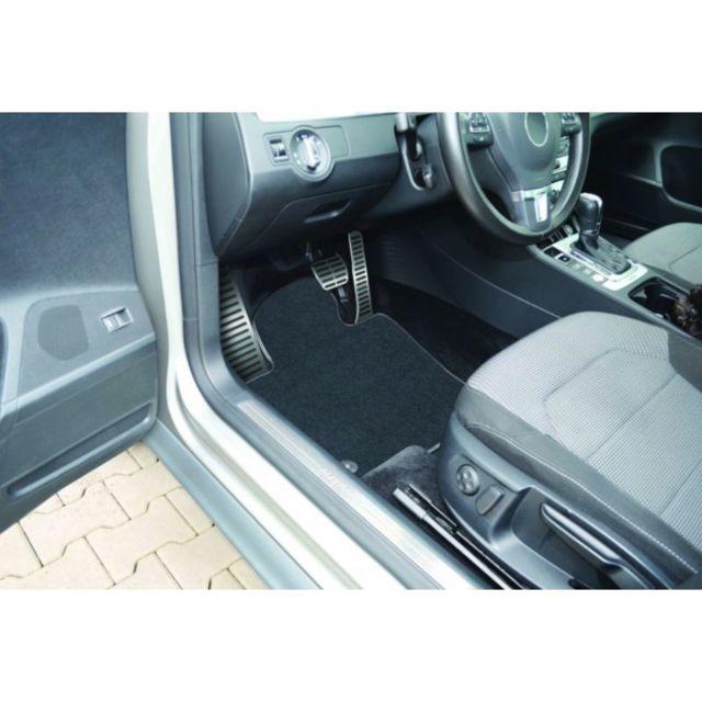 RENAULT Scenic 2009 et sur mesure tapis de voiture bleue