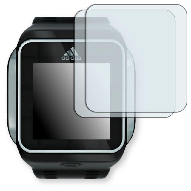 Golebo - Adidas miCoach Smart Run protection d'écran - 2x Semi-Matt pour Adidas miCoach Smart Run