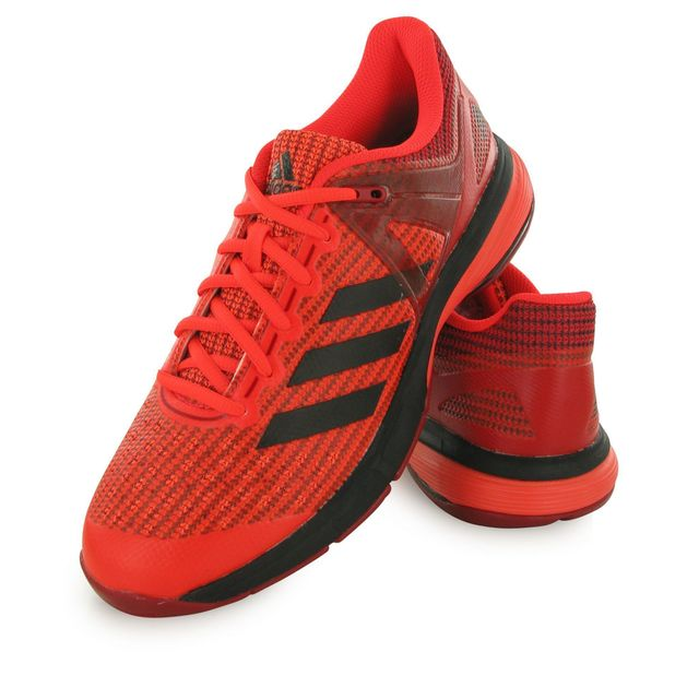 Adidas performance Court Stabil 13 rouge, chaussures