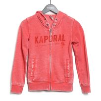 - Kir Sweat Zip Fille No Name