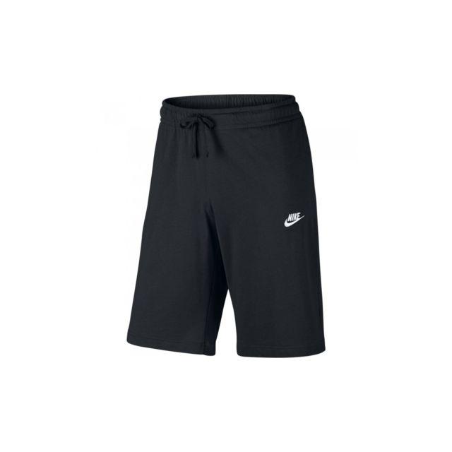 9e6541ee33c3 Nike - Short Jersey Club - 804419-010 - pas cher Achat   Vente Short ...